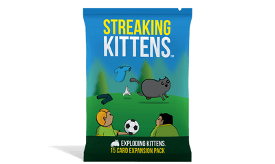Card Games, Exploding Kittens: Streaking Kittens