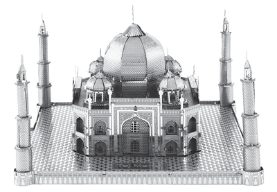 3D Jigsaw Puzzles, METAL EARTH ICONX TAJ MAHAL