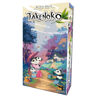 Board Games, Takenoko: Chibis Expansion