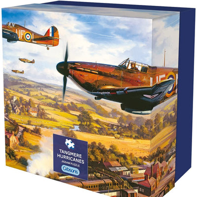 Jigsaw Puzzles, Gibsons: Tangmere Hurricanes 500pc
