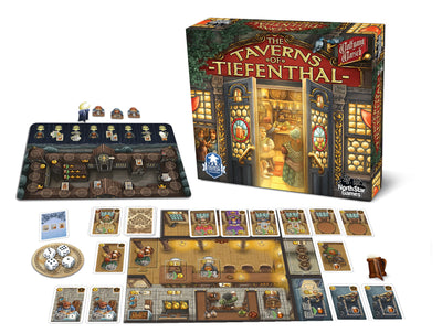 Board Games, The Taverns of Tiefenthal