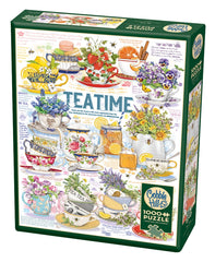 Tea Time - 1000pc
