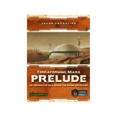 Board Games, Terraforming Mars: Prelude Expansion