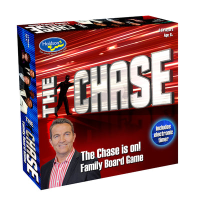 Board Games, The Chase - Original UK Edition