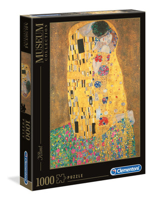 Jigsaw Puzzles, The Kiss by Gustav Klimt - 1000pc