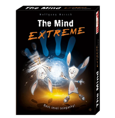 Card Games, The Mind Extreme