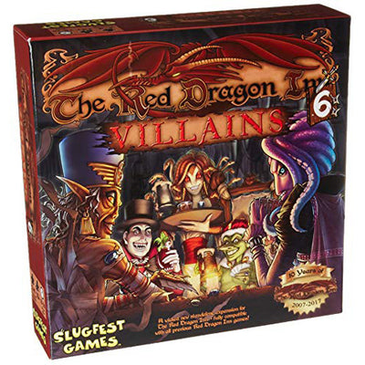 Card Games, The Red Dragon Inn 6: Villains
