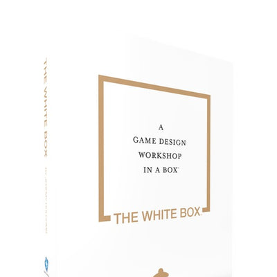 Accessories, The White Box: Game Design Workshop in a Box