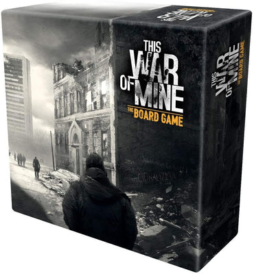 Board Games, This War of Mine: The Board Game