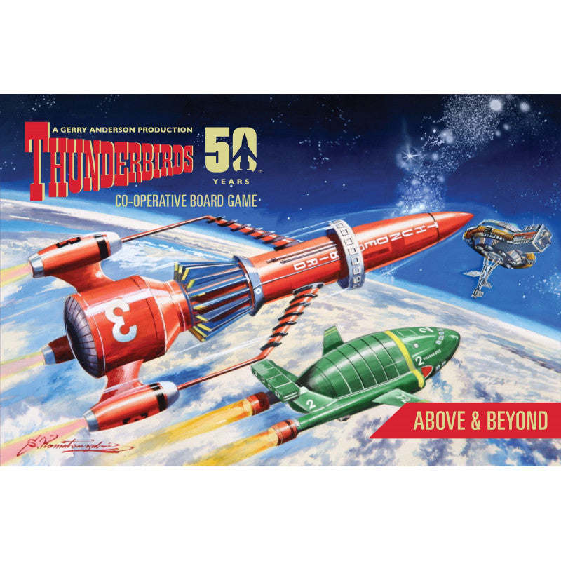 THUNDERBIRDS ABOVE AND BEYOND