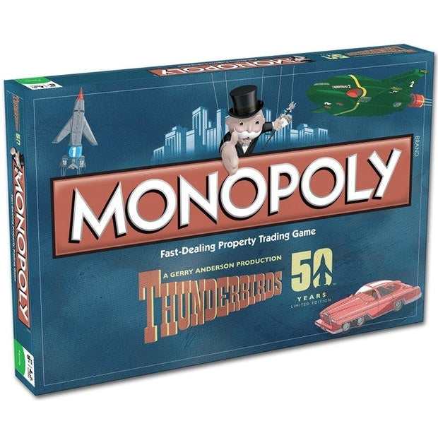 THUNDERBIRDS RETRO MONOPOLY