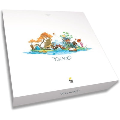 Board Games, Tokaido: 5th Anniversary Edition