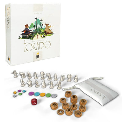 Board Games, Tokaido: Collectors Pack Expansion