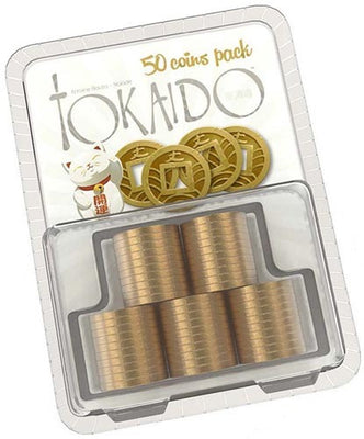 Board Games, Tokaido: Coin Pack