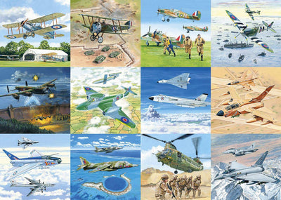Jigsaw Puzzles, Gibsons: Tribute to Our Finest - 1000pc