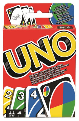Card Games, Uno: The Card Game