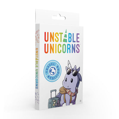 Card Games, Unstable Unicorns: Travel Edition!