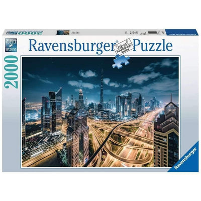 Jigsaw Puzzles, View of Dubai - 2000pc