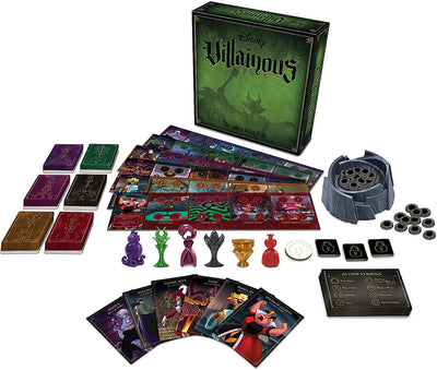 Card Games, Disney Villainous