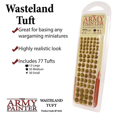 Hobby Supplies, Battlefield: Wasteland Tufts