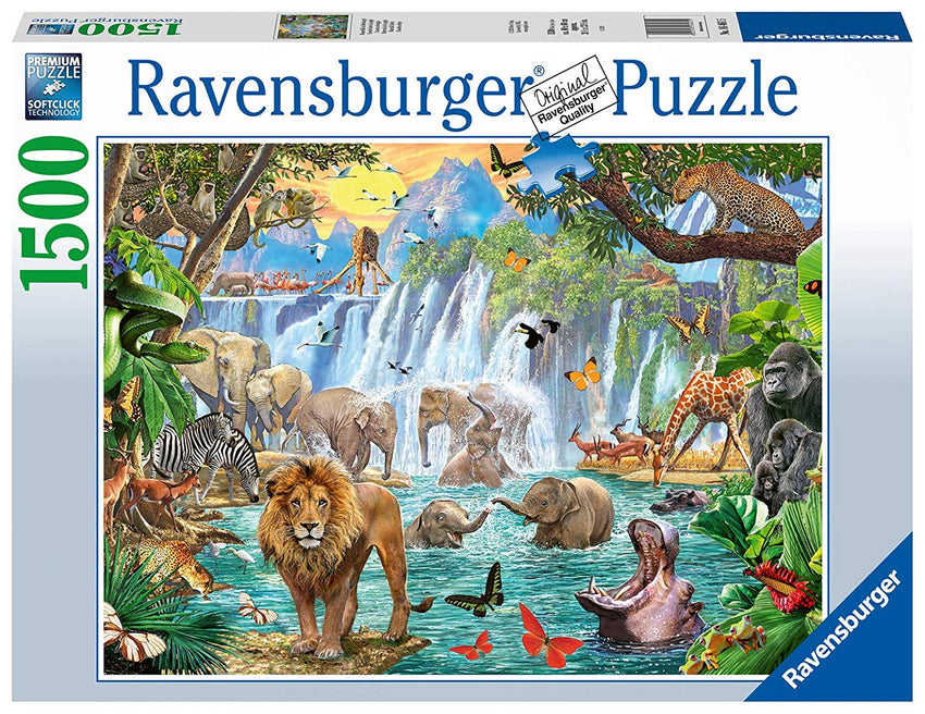Waterfall Safari - 1500pc
