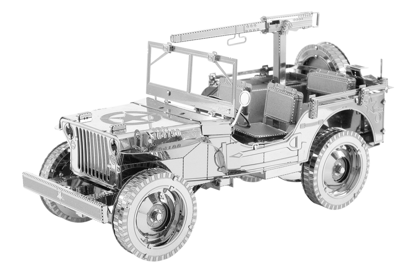 ICONX Premium Series - Willy's MB Jeep