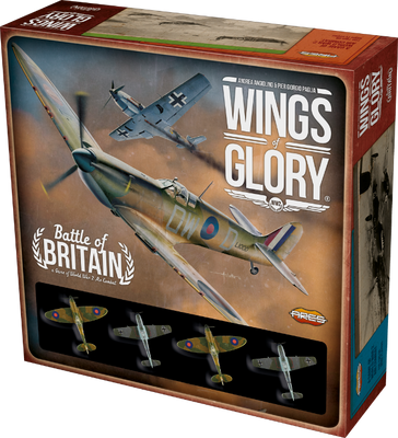 Miniatures, BATTLE OF BRITAIN STARTER SET
