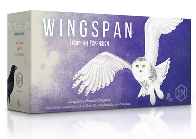 Board Games, Wingspan: European Expansion
