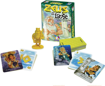 Card Games, Zeus on the Loose