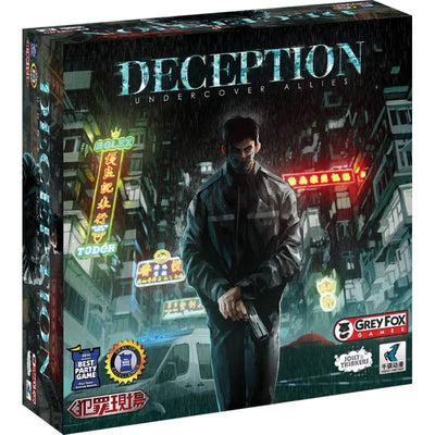 Card Games, Deception: Undercover Allies Expansion