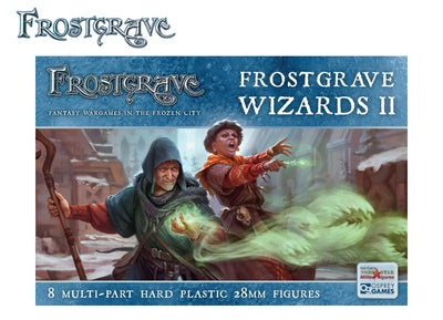 Miniatures, Frostgrave: Wizards II