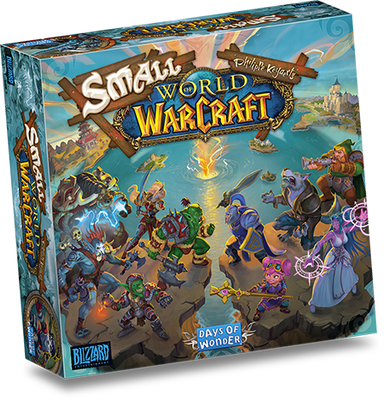 Board Games, Small World of Warcraft
