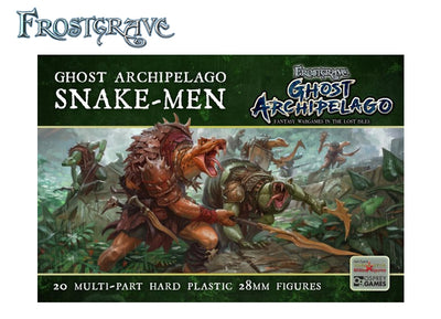Miniatures, Ghost Archipelago: Snake-Men