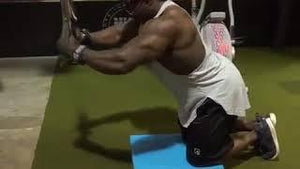 Workout with IFBB Pro Terrence Ruffin: BACK FINISHERS