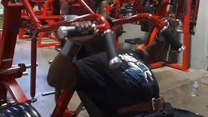 Workout with IFBB Pro Terrence Ruffin: CHEST TIPS