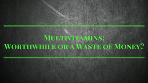 Multivitamins: Worthwhile or a Waste of Money?