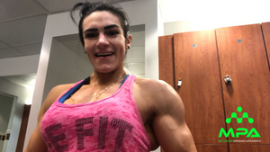 MPA Sponsored Athlete and IFBB Pro Natalia Coelho Talks About Training After Her Win at the Arnold