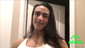IFBB Pro Natalia Coelho: Less Than Two Weeks Out