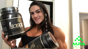 IFBB Pro Natalia Coelho: Ways to Enjoy Your IsoSolve and Pie Fuel