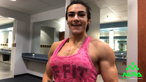 IFBB Pro Natalia Coelho Talks About Her Next Show