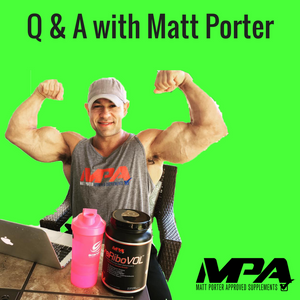 Episode 3: Whats new at MPA and Q&A with Matt Porter