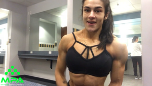 Upcoming Plans Post Arnold Classic: IFBB Pro Natalia Coelho