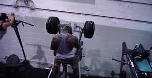 IFBB Pro Terrence Ruffing Blasts a Back Workout