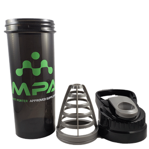 MPA Supps 32oz shaker cup in pieces