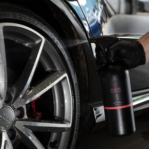 Purge | Reactive Wheel Cleaner