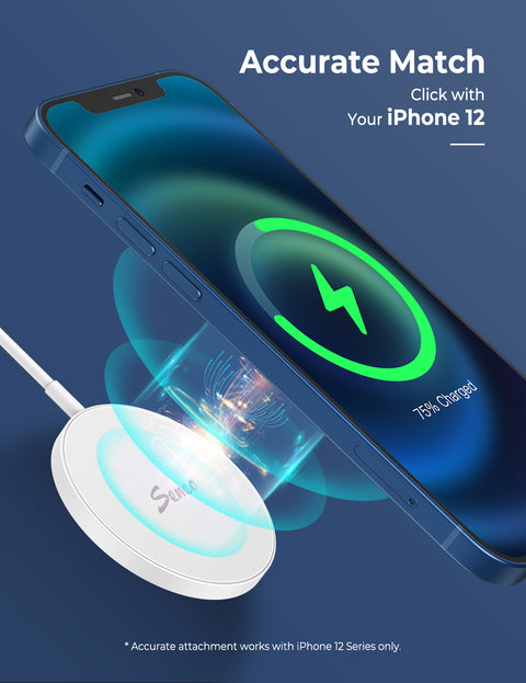 Magnetic Wireless Charger