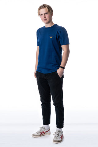 Kortærmet t-shirt [navy] - Royal Denmark