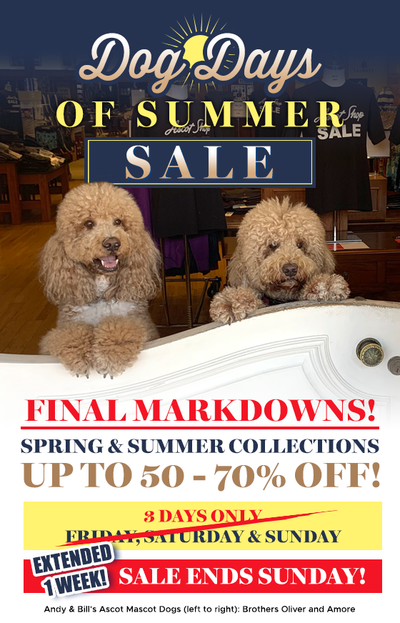 Dog Days of Summer Sale EXTENDED!