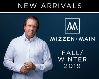 New Arrivals - Mizzen + Main