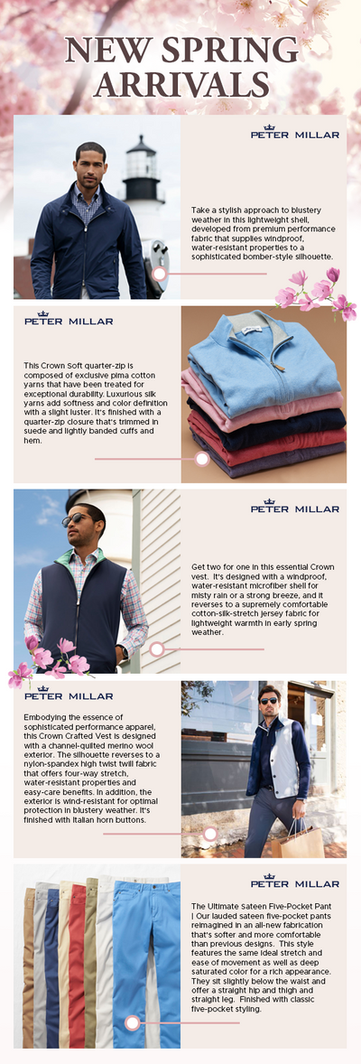 New Spring 2020 Arrivals!